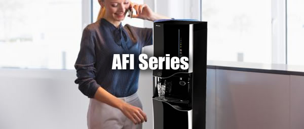 Water cooler for the office