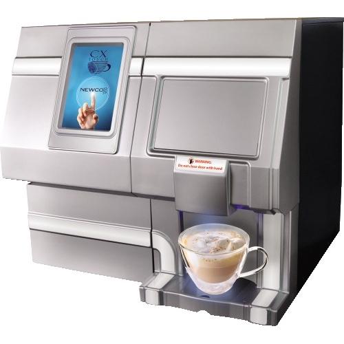cx touch coffee machine
